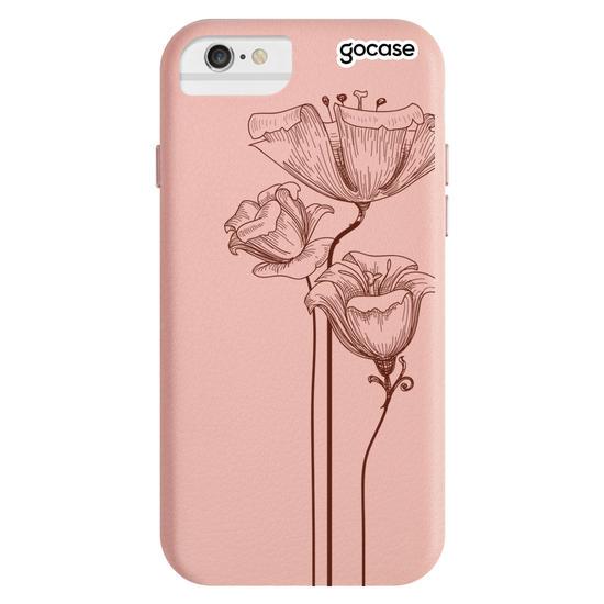 Capinha para celular Fascino - Delicate Flowers