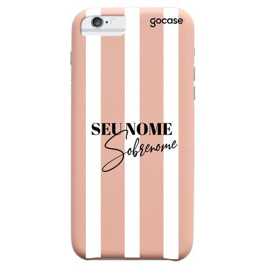 Capinha para celular Fascino - Elegant Lines