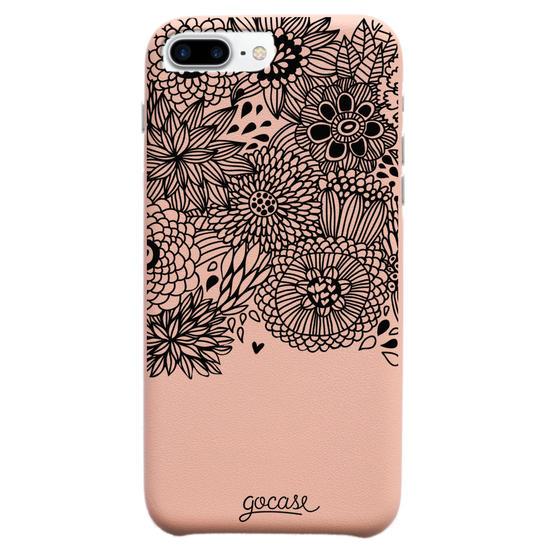Capinha para celular Fascino - Flores