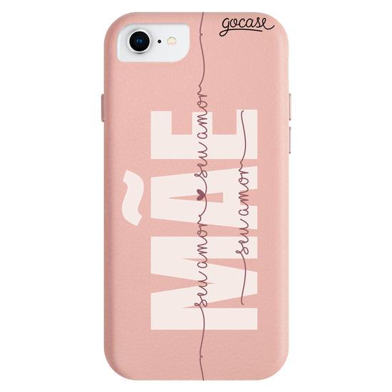 Capinha para celular Fascino - Meus 3 Amores