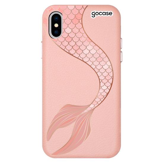 Capinha para celular Fascino - Sereia Rosê
