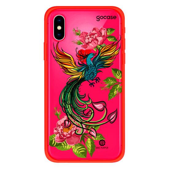 Capinha para celular Fenix Floral