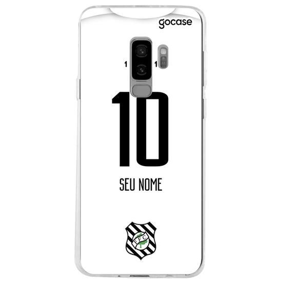 Capinha para celular Figueirense - Uniforme 2 - 2020 - Personalizado
