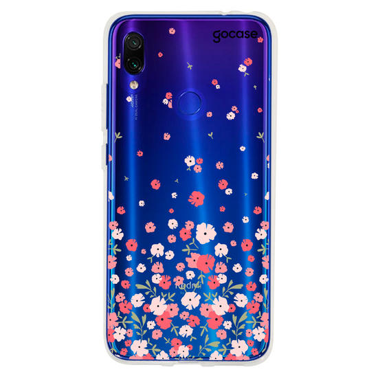 Capinha para celular Floating flowers