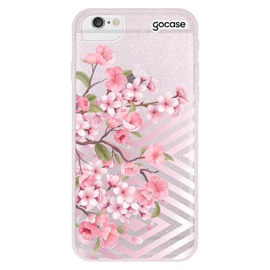 Capinha para celular Floral Style