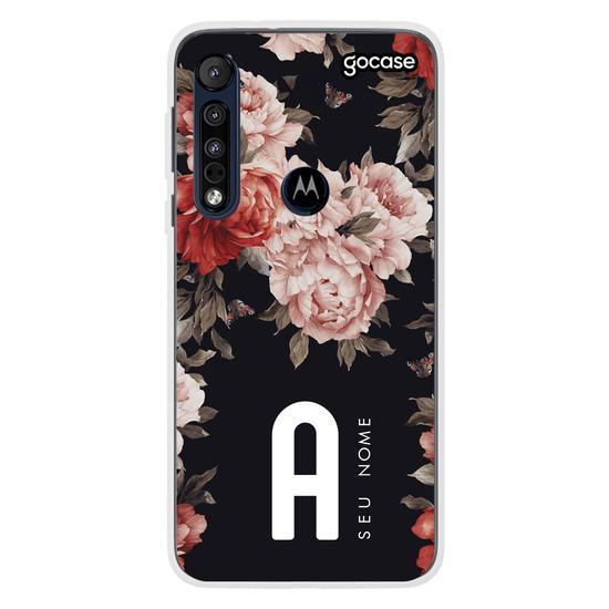 Capinha para celular Floral Vibe