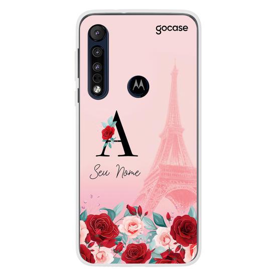 Capinha para celular Flores da Cidade