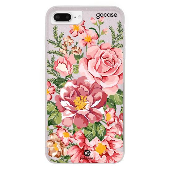 Capinha para celular Flores de Primavera