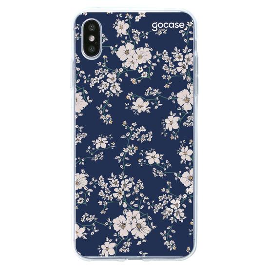 Capinha para celular Flores Noturnas