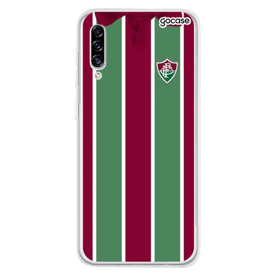 Capinha para celular Fluminense - Uniforme 1