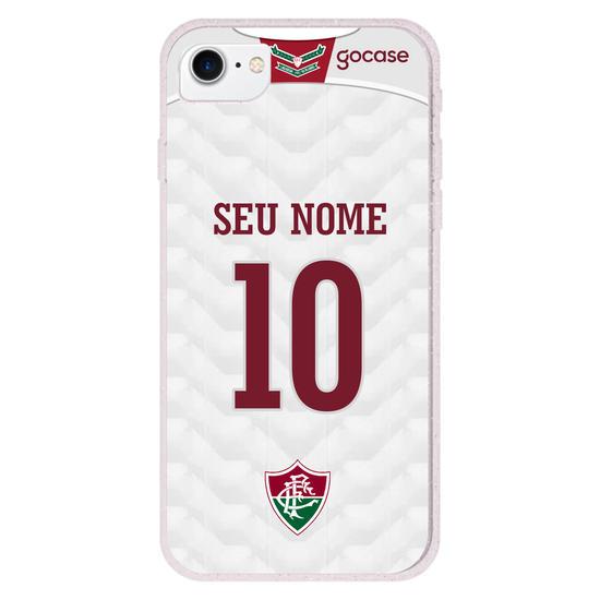 Capinha para celular Fluminense Uniforme 2 2020 Personalizado