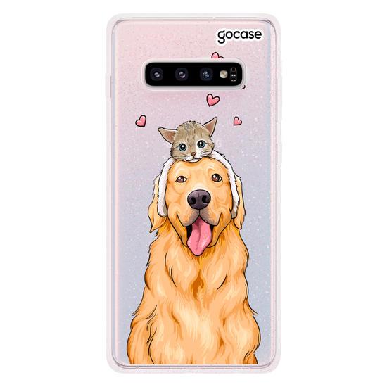 Capinha para celular Fofura Animal