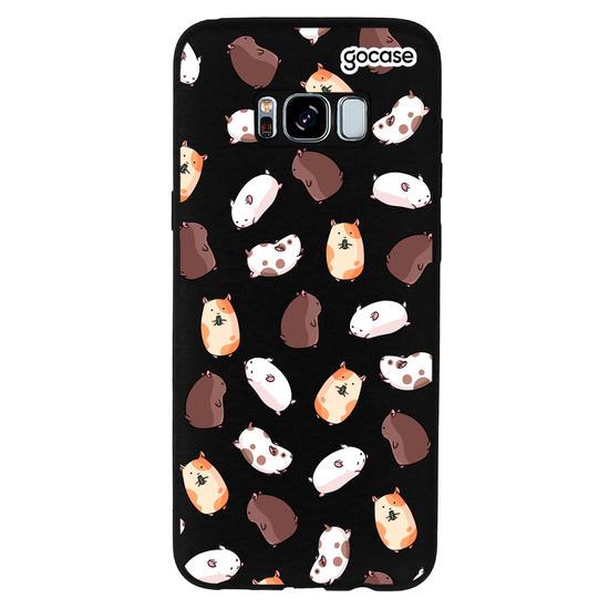 Capinha para celular Fofura de Hamsters