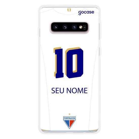 Capinha para celular Fortaleza - Uniforme Glória Sulamericana 2020 Personalizado