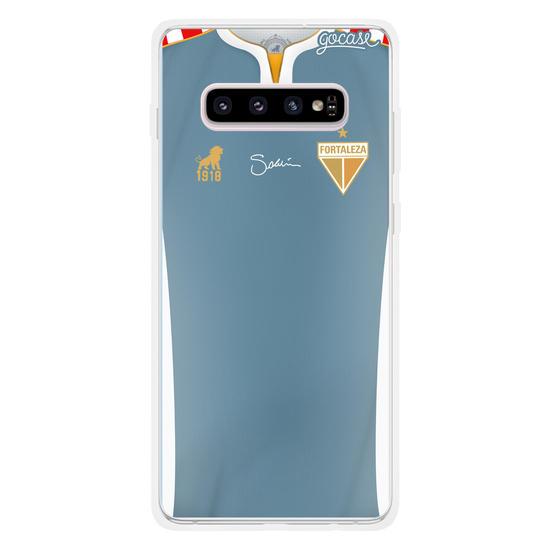 Capinha para celular Fortaleza Uniforme Salvino