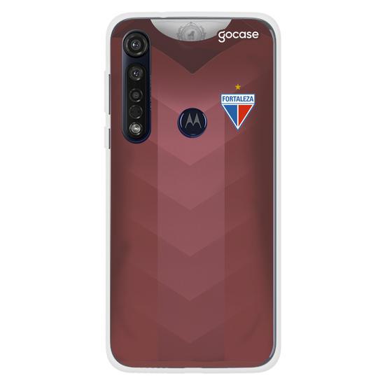 Capinha para celular Fortaleza - Uniforme Xodó Vermelho