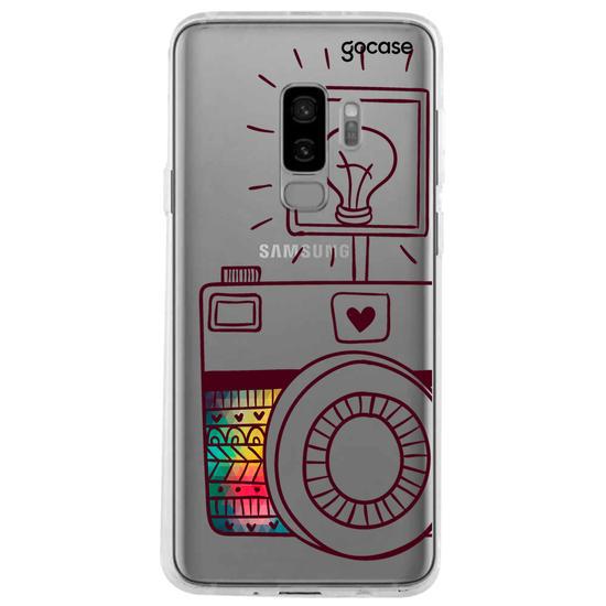 Capinha para celular Fotografando
