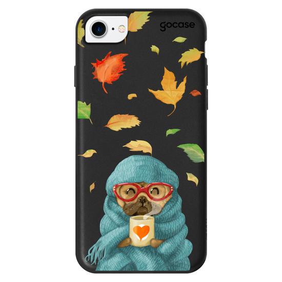 Capinha para celular Frio de Outono