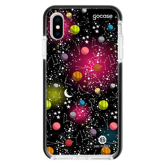 Capinha para celular Galáxia