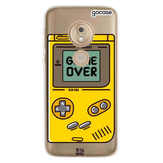 Capinha para celular Game Over