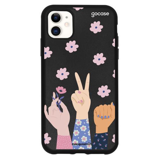 Capinha para celular Garotas Podem