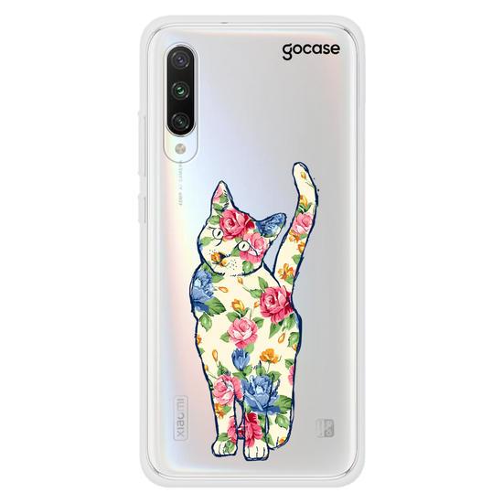 Capinha para celular Gato