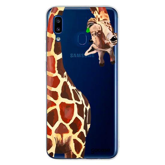 Capinha para celular Girafa