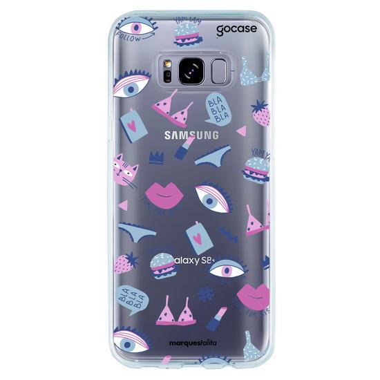 Capinha para celular Girly