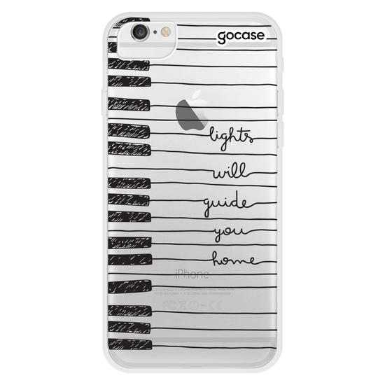Capinha para celular Guide You Home