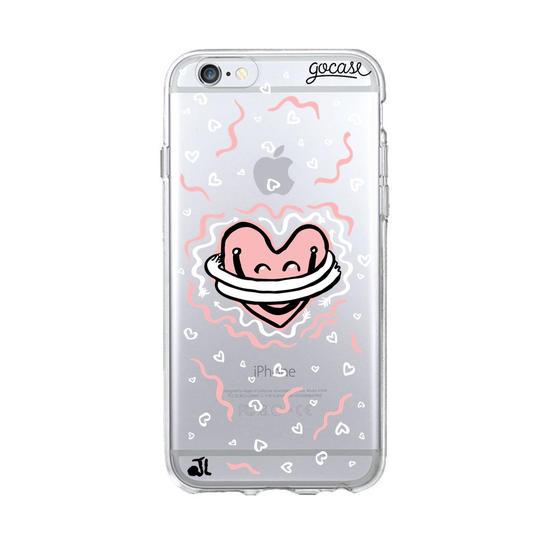 Happy Heart Phone Case