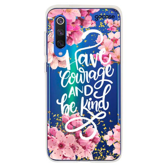 Capinha para celular Tenha Coragem