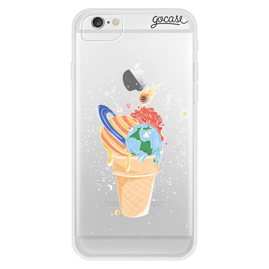 Ice cream planet Phone Case