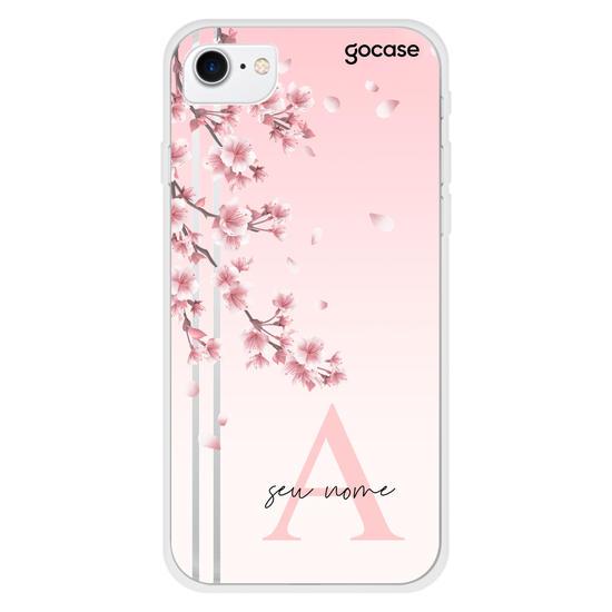 Capinha para celular Inicial Cerejeira