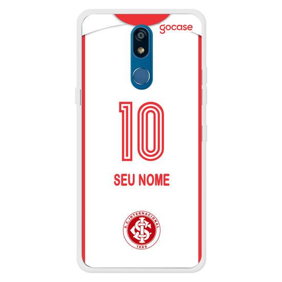 Capinha para celular Internacional - Uniforme 2 - 2020 - Personalizado
