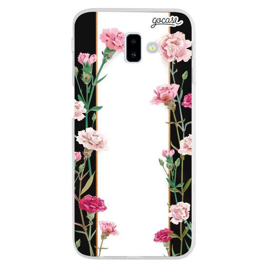 Capinha para celular Jardim de Rosas