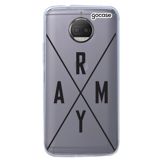 Capinha para celular K-Pop Army