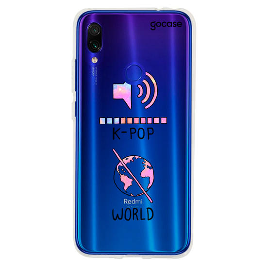 Capinha para celular K-Pop On