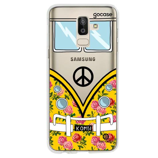 Capinha para celular Kombi
