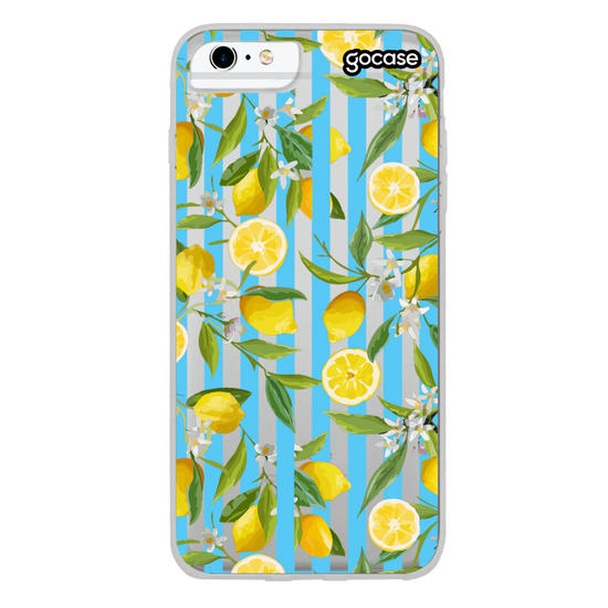 Capinha para celular Lemon Farm