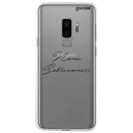 Capinha para celular Lovely Signature