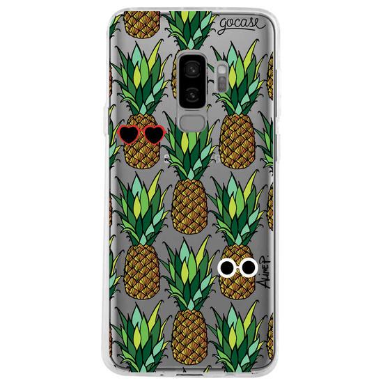 Lovely Pineapples Phone Case