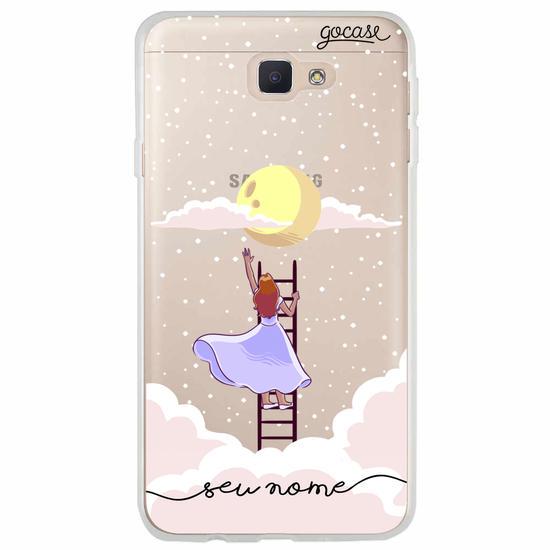 Capinha para celular Lunar Clear