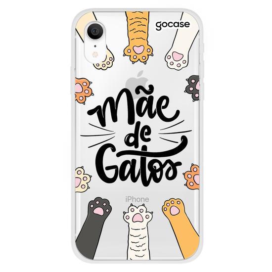 Capinha para celular Mãe de Gatos