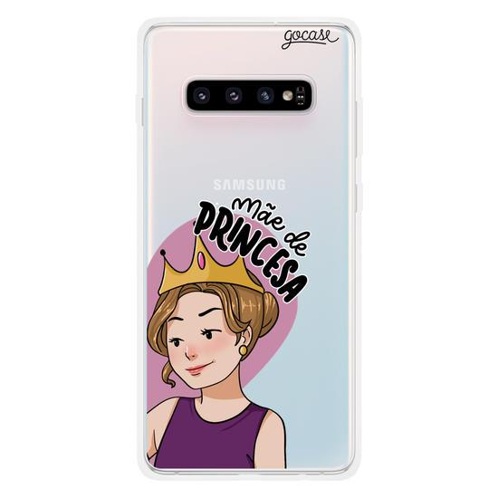 Capinha para celular Mãe de Princesa