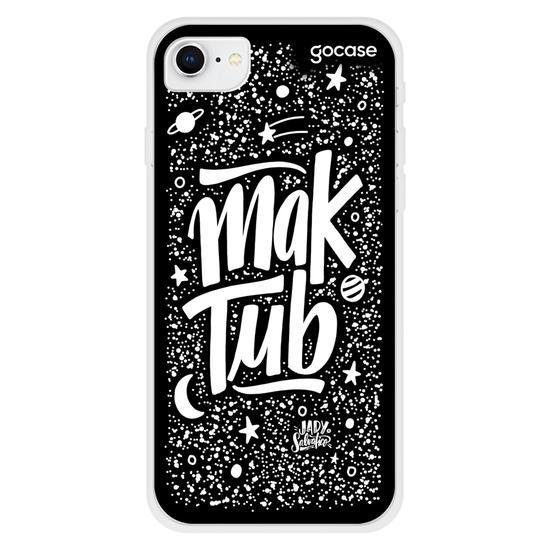 Capinha para celular Maktub