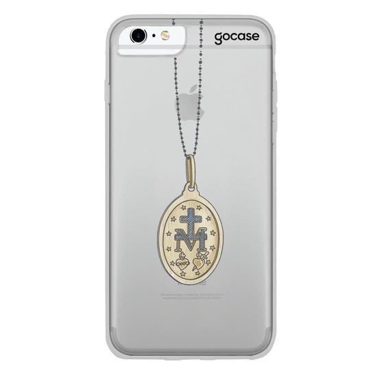 Capinha para celular Medalha de Nossa Senhora