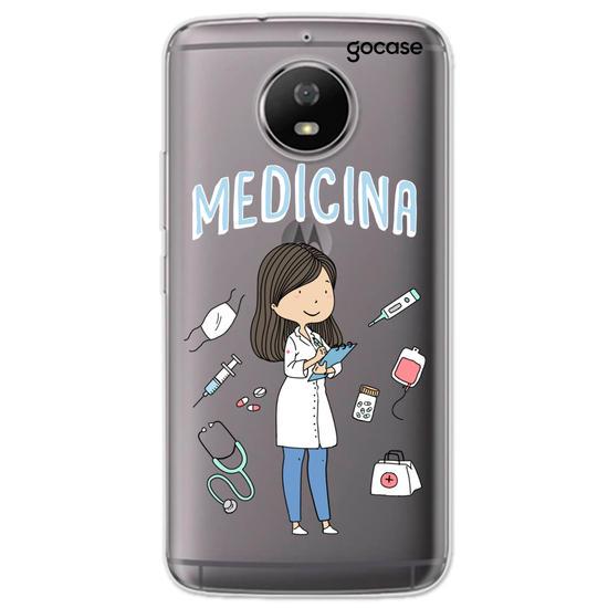 Capinha para celular Médica