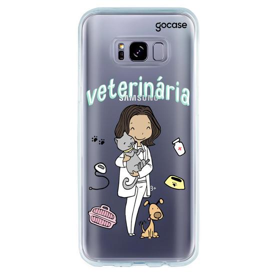 Capinha para celular Médica Veterinária