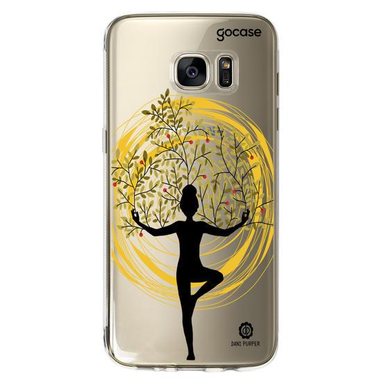 Capinha para celular Meditação