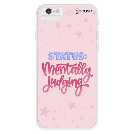 Mentally Judging Phone Case